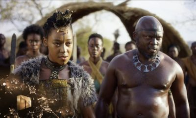 Ifalakhe: Ifalakhe is killed in the dramatic season finale