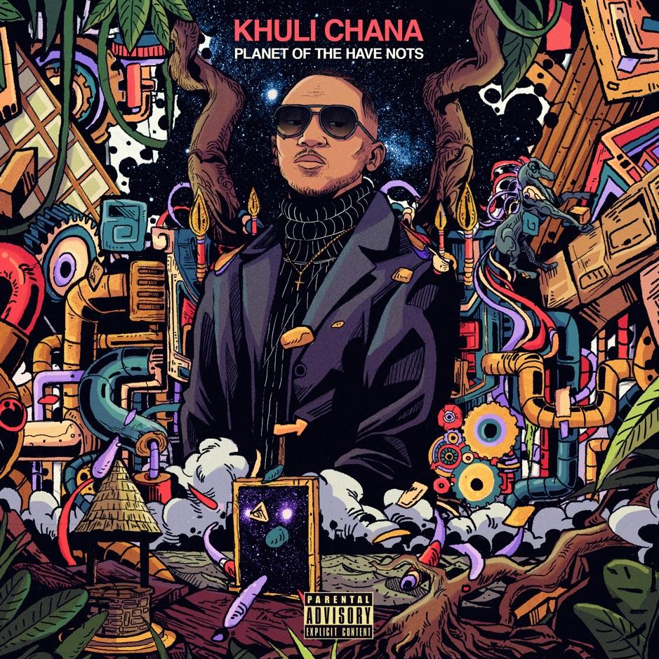 Khuli Chana Album Planet Of The Have Nots