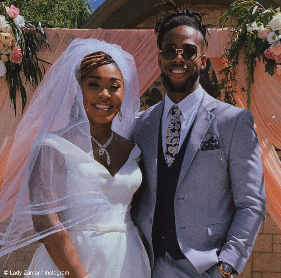 Music video or wedding? Lady Zamar keeps social media guessing
