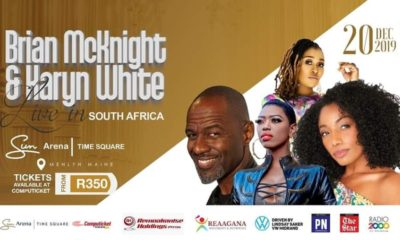 Lady Zamar and Lira to perform at Brian McKnight and Karyn White concert