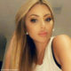 Larsa Pippen shows off her toned physique in a black bikini