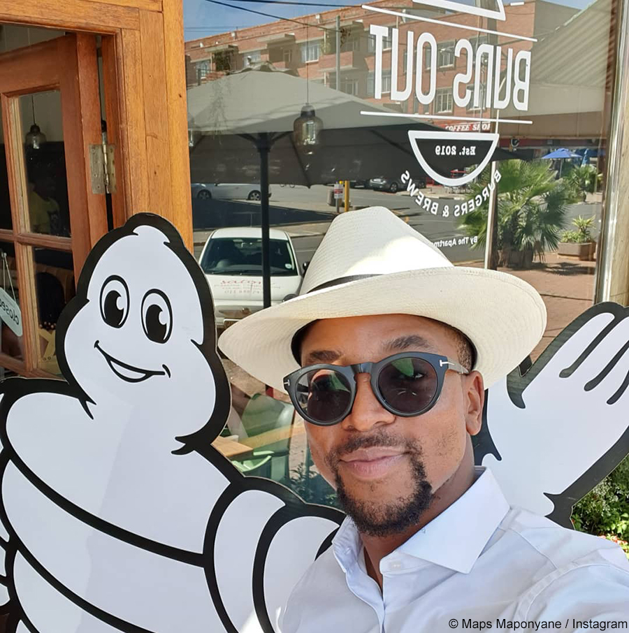 Maps Maponyane's Buns Out opens pop-up restaurant in Umhlanga, Durban