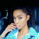 Nhlanhla Nciza reveals new curly bob hairstyle
