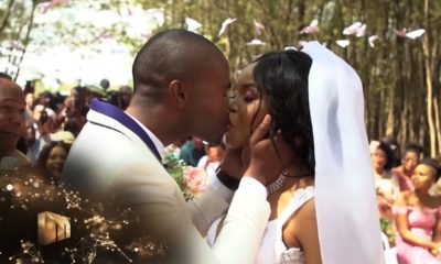 Our Perfect Wedding: Ntukeleng and Vuyisile tie the knot after a rocky start
