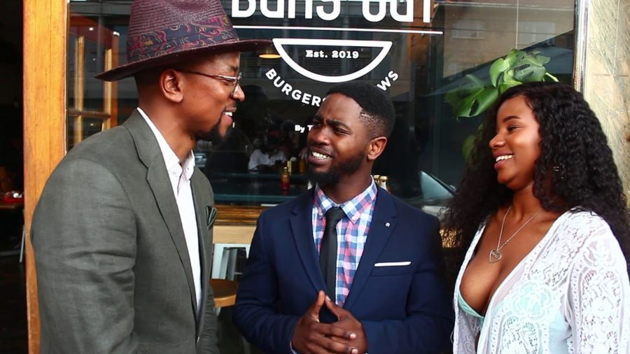 """Maps Maponyane and Pamela Mtanga confirm """"relationship"""" was purely a marketing strategy"""