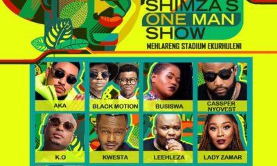 Shimza Christmas Day Shimza's One Man Show