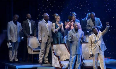Spirit Of Praise - Wena Uyingcwele ft Benjamin Dube