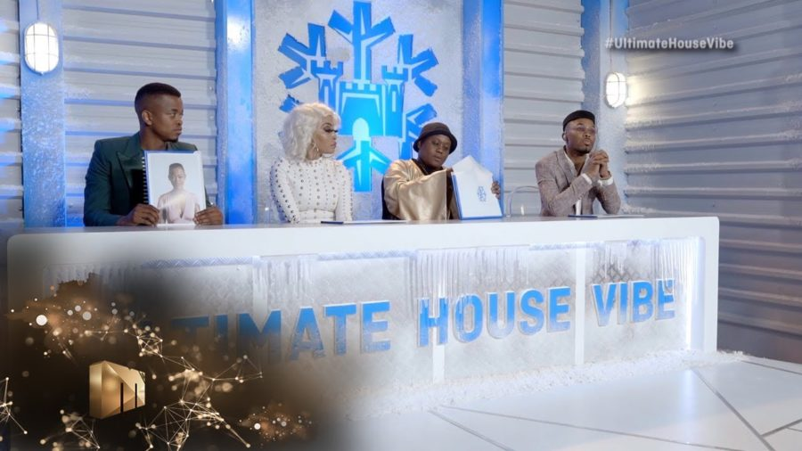 Ultimate House Vibe: Host, Zulu Mkhathini, announces an unexpected triple elimination