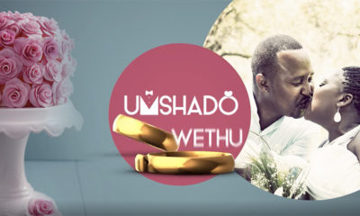 Umshado Wethu: The Allwoods renew their wedding vows