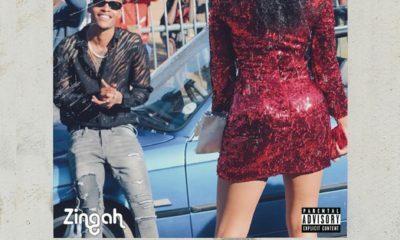 Zingah released his second single, Imali Yam'
