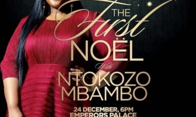 Ntokozo Mbambo Christmas Eve special The First Noel