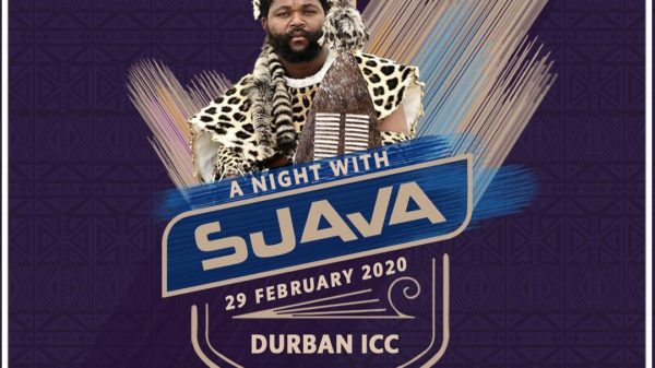 Sjava announces Durban edition of his A Night With Sjava concert