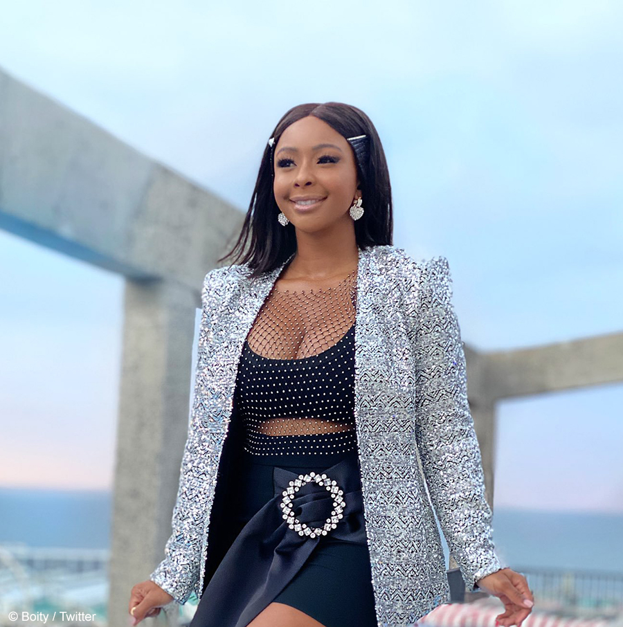 Boity reveals plans to build a shelter for abandoned dogs
