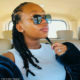 Bontle Moloi shows off her bare-faced, post-baby skin