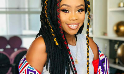 Bontle Moloi returns to work by announcing dance auditions
