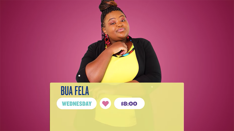 Bua Fela: Women share their views on body shaming