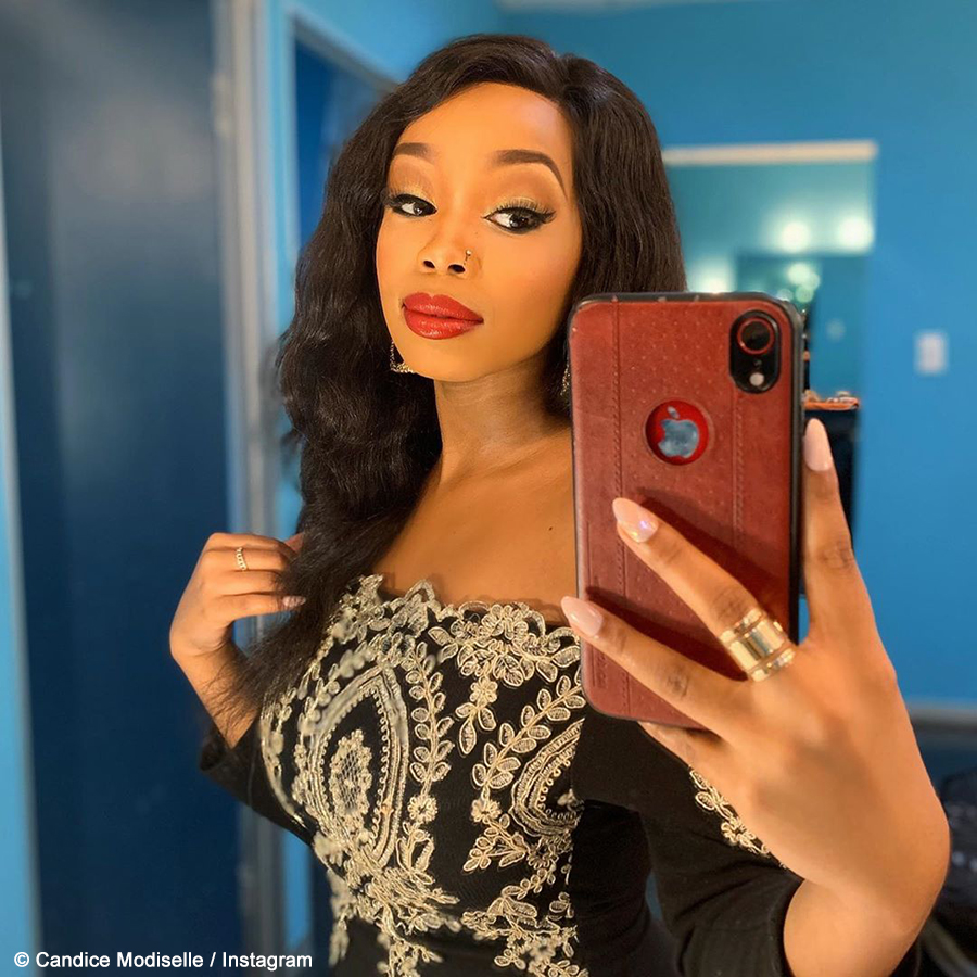 Bontle Moloi and Candice Modiselle opposed to unisex public toilets in South Africa