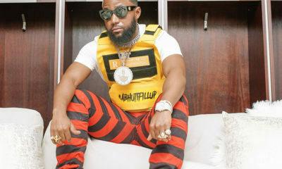 "Cassper Nyovest dubs Sarah Langa Mackay and Kefilwe Mabote's Phoyisa challenge the ""high fashion edition"""
