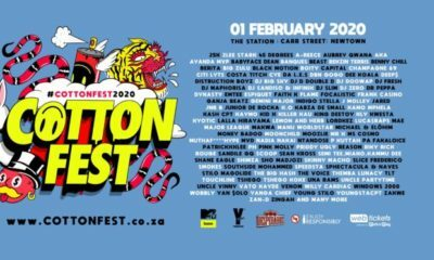 Riky Rick continues to promote festive season special on Cotton Fest tickets