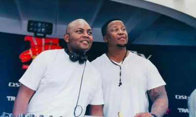 Euphonik pokes fun at DJ Fresh's Summer look
