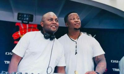 Euphonik pokes fun at DJ Fresh's Summer look