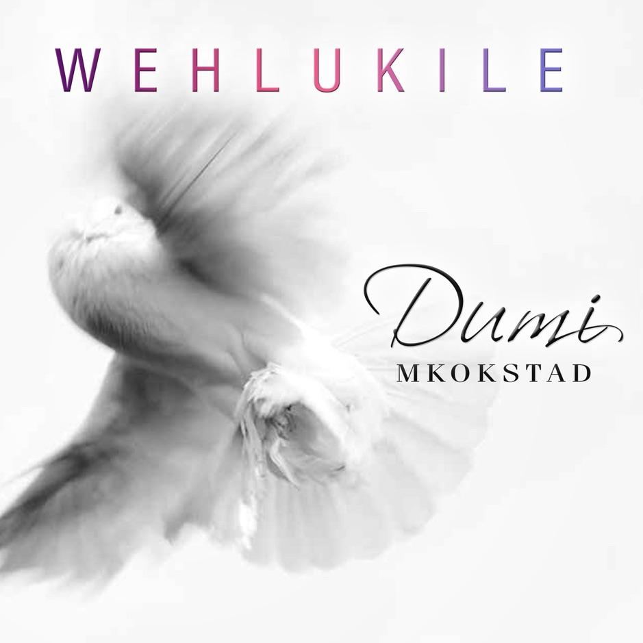 Dumi Mkokstad takes to social media to promote his new single, Wehlukile