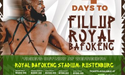 Cassper Nyovest to announce North West-based supporting acts for Fill Up Royal Bafokeng
