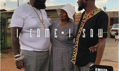 Kwesta - I Came I Saw ft Rick Ross