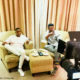 Prince Kaybee shoots tell-all interview with radio personality, Nkox Leader
