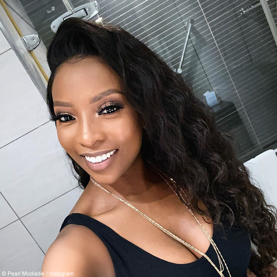 Pearl Modiadie shares her advice on how to avoid making headlines
