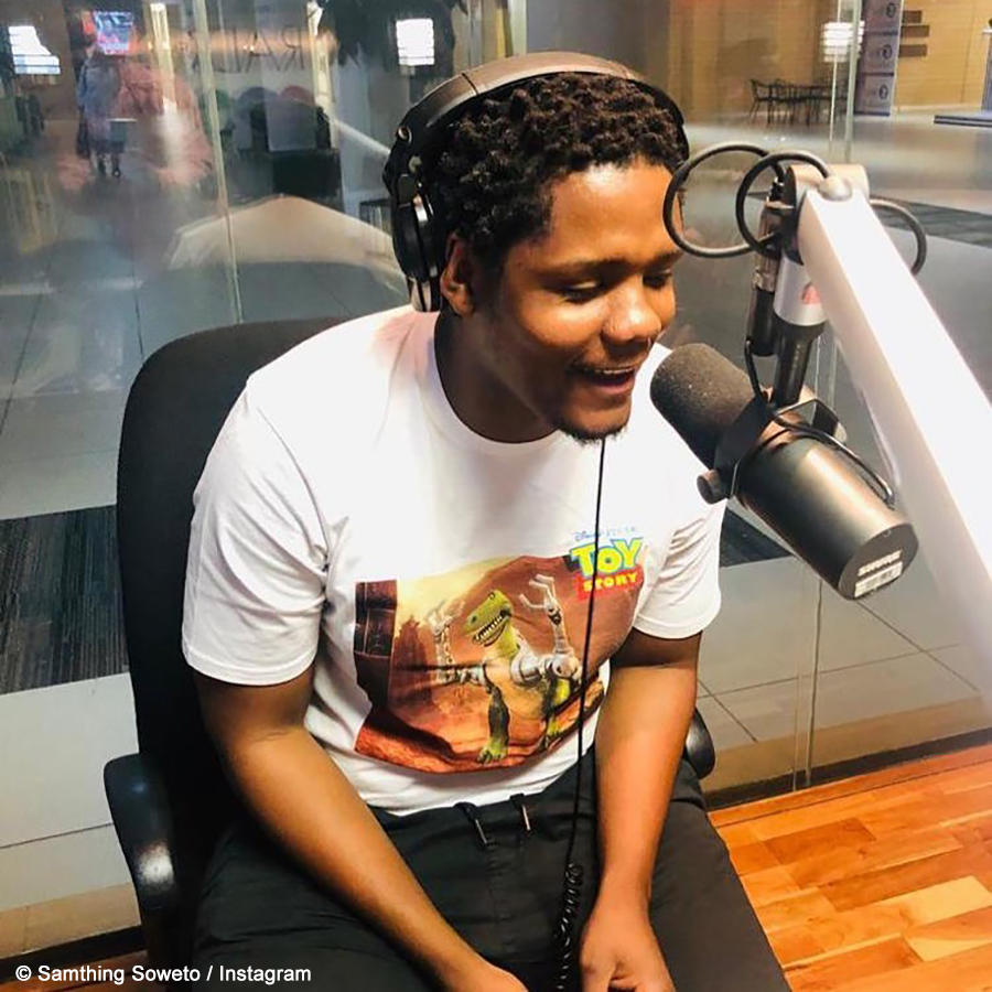 Samthing Soweto confirms he wrote the hit single, Nana Thula