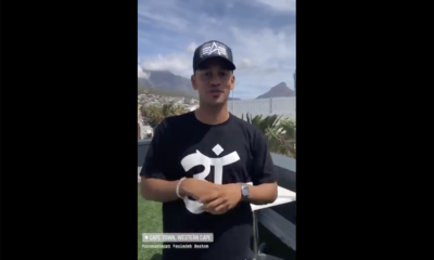 YoungstaCPT 's video resurfaces amidst power cuts in South Africa