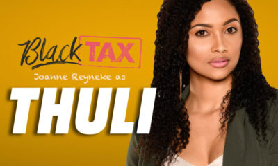 BET Africa introduces characters from upcoming comedy series, Black Tax