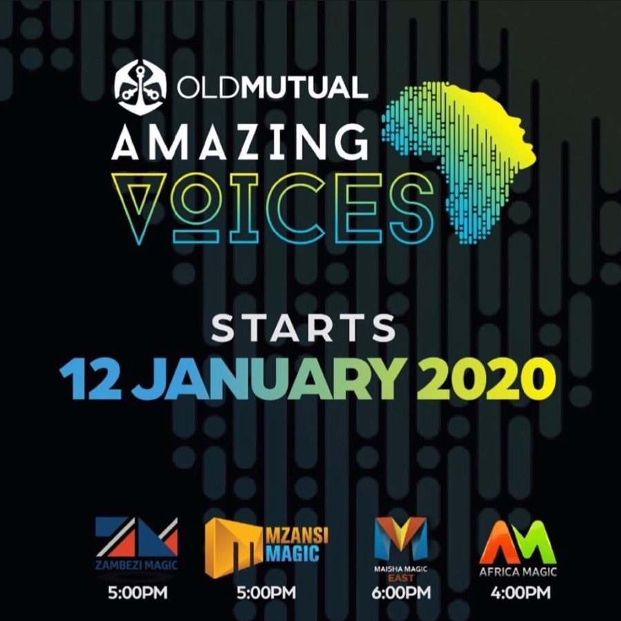 Old Mutual Amazing Voices: Series premiere receives rave reviews from across Africa