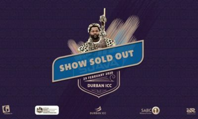 A Night With Sjava sells out ahead of live show at the Durban ICC