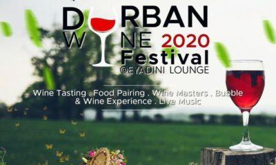 Eyadini Lounge to host 2020 Durban Wine Festival