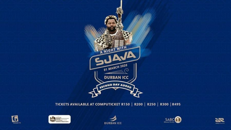 Sjava announces ticket availability for second date of Durban edition of A Night With Sjava