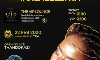 Yanga Sobetwa announces Port Elizabeth leg of Promised Land Tour