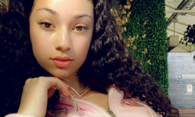 Bhad Bhabie tells fan to request new music from Atlantic Records