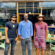 Black Coffee and Sizwe Dhlomo's visit to Buns Out prompts conversation on Sizwe's outfit