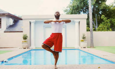 Cassper Nyovest commences with 90-day fitness and clean-eating challenge