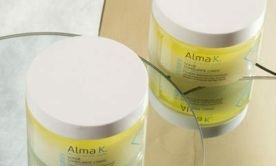 Clicks showcases purifying body scrub from Alma K