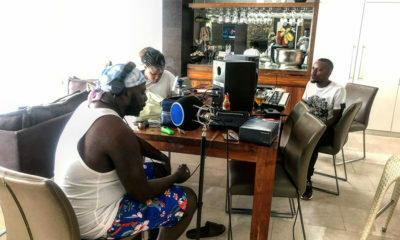 DJ Maphorisa reveals that he is working on new music