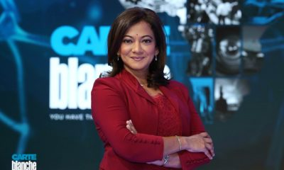 Devi Sankaree Govender announces departure from Carte Blanche