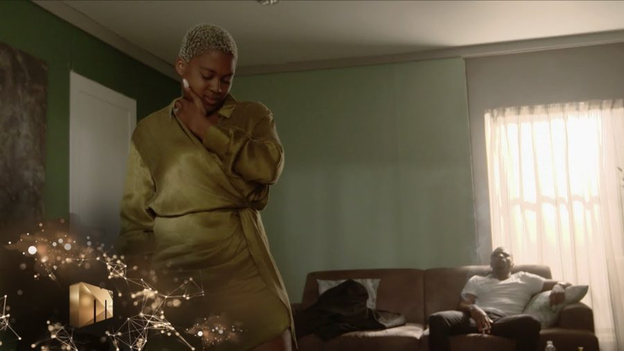 Isibaya: Jabu and Ntwenhle are captured in a compromising act
