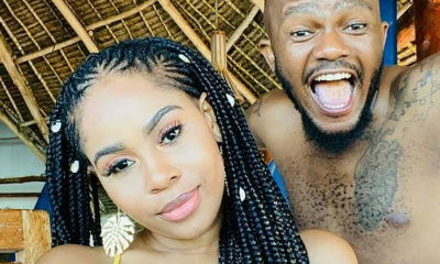 Kwesta travels to Zanzibar with his wife and daughter