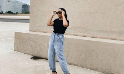 Cotton On showcases how to style the Paperbag Jean