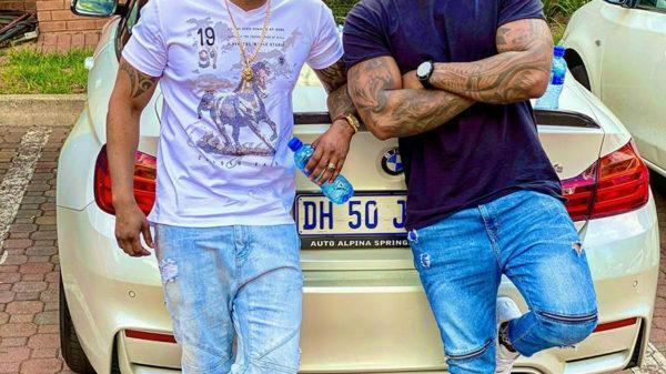 DJ Tira works on new music with Afrotainment signee, NaakMusiQ