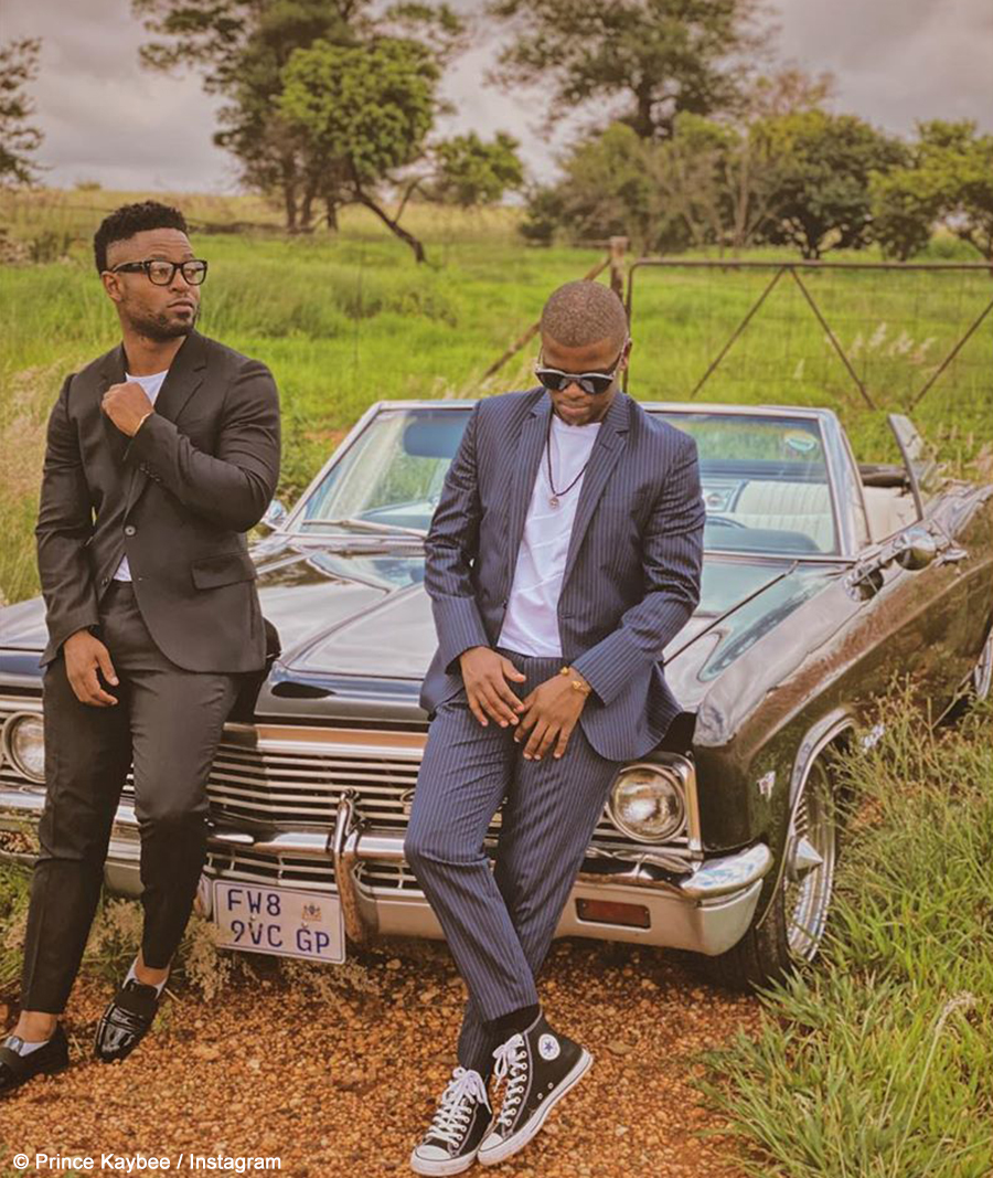 Prince Kaybee shares teaser visuals from upcoming Uwrongo music video