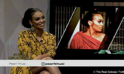 Pearl Thusi clarifies that daughter, Okuhlekonke, will be the one to tell her own adoption story